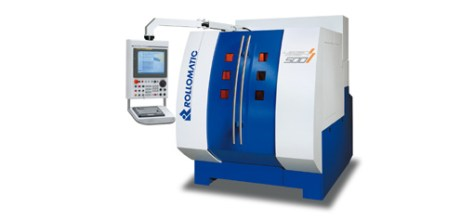 With the LaserSmart 500 Rollomatic will enable the democratization of CVD tools. Users will be totally winners since the lifetime of such tools is about 5 x longer than those in PVD and 25 x longer than those in hard metal.
