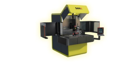 The wide open machine generation: never been so performing on 3D micro EDM with unequaled capabilities.