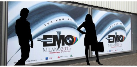 Cecimo recently announced the dates of the next EMO. It take place in the following sequences: 2015: Milan – Italy, 2017: Hannover – Germany, 2019: Hannover – Germany, 2021: Milan – Italy, 2023: Hannover – Germany, 2025: Hannover – Germany, 2027: Milan – Italy