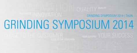 Grinding symposium 2014