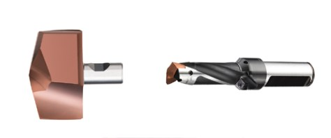 Sandvik Coromant has recently extended the CoroDrill 870 range including a new pilot-hole geometry and introducing a Tailor Made 45° chamfer drill.