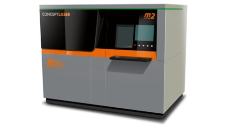 The design of the new M2 cusing: fully integrated systems technology featuring numerous innovations.