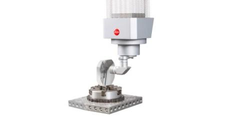 Enhanced PRECITEC LR boosts optical inspection capability for CMMs