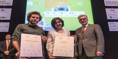 FEMTOprint: Winner of the first-ever PHOTONICS Award