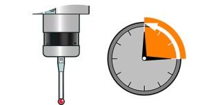 probe and clock