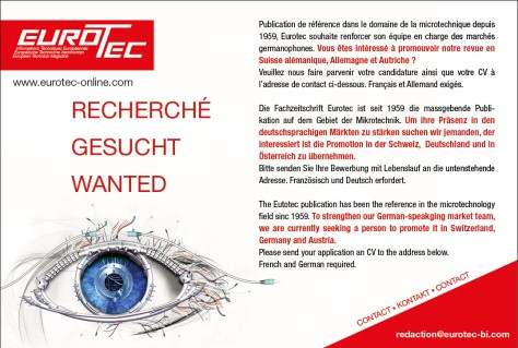 Annonce-eurotec