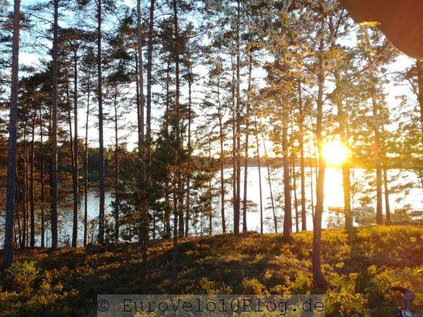 EuroVelo10BBlog: Traumaussicht am Ruhetag