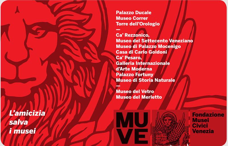 Pase de Museos de Venecia