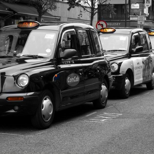 Taxis en Londres