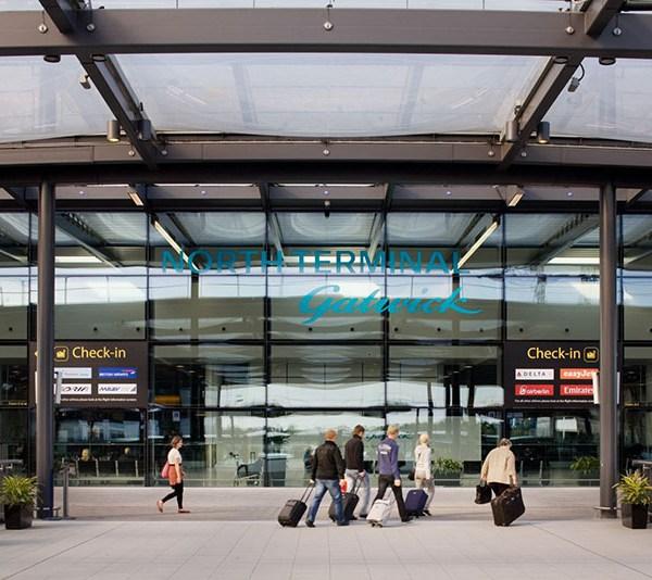 Aeropuerto Gatwick de Londres