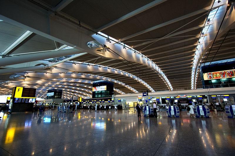 Aeropuerto Heathrow de Londres