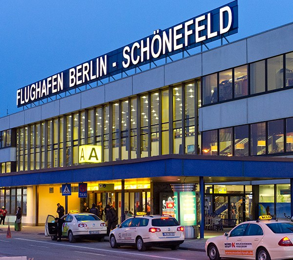 Aeropuerto Schönefeld de Berlín