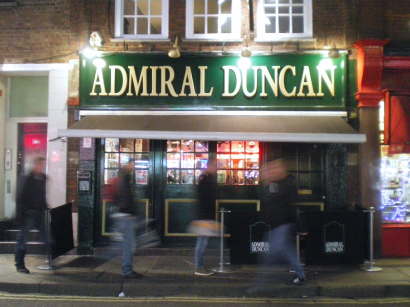 Admiral Duncan en Londres