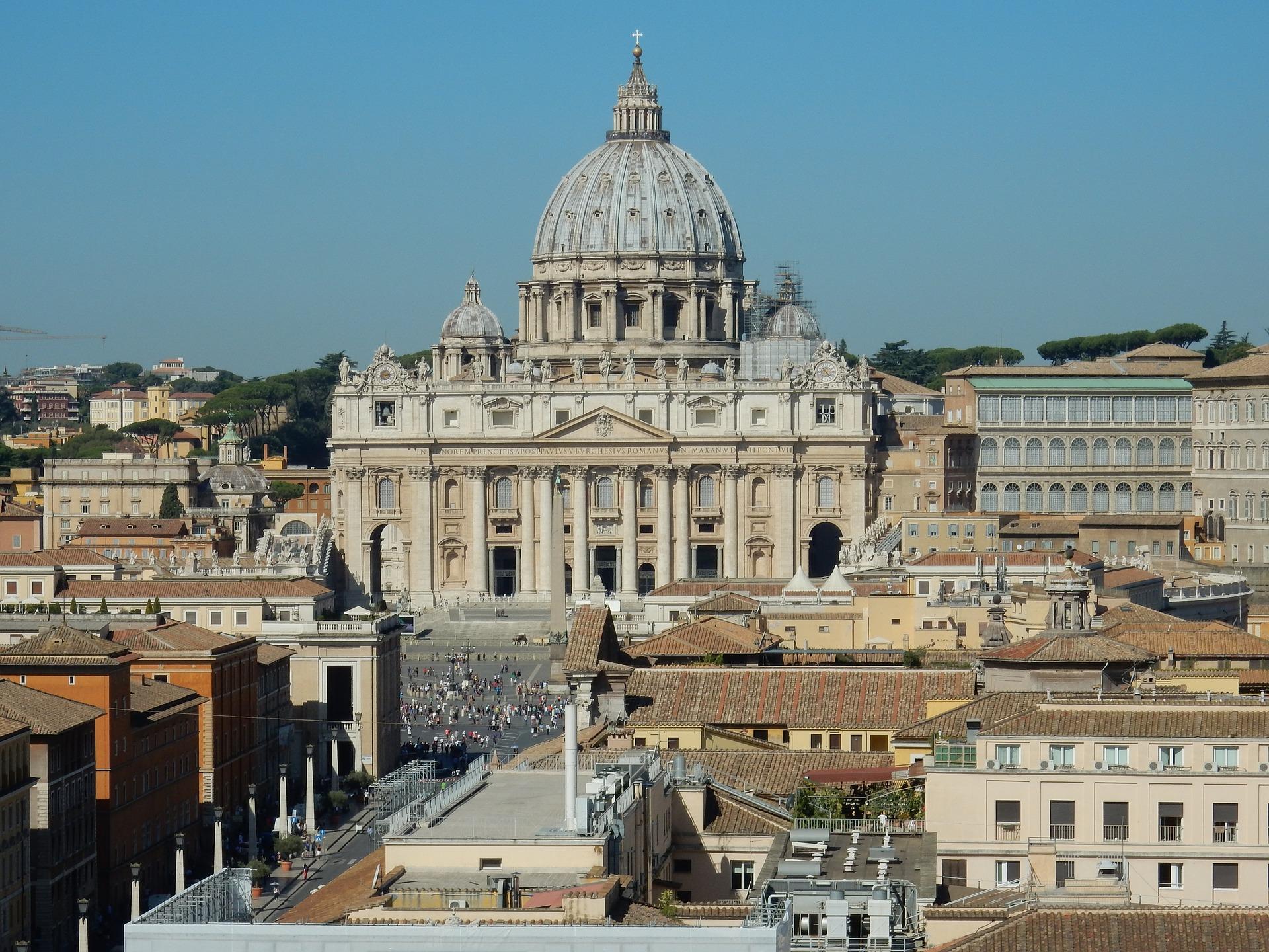 Basílica de San Pedro del Vaticano