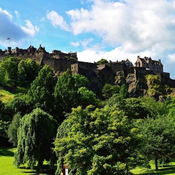 Castillo de Edimburgo - Escocia