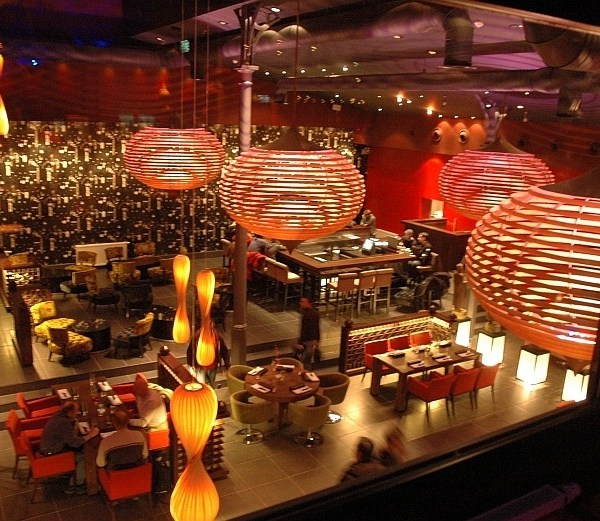 Club-Restauranet Sasazu en Praga