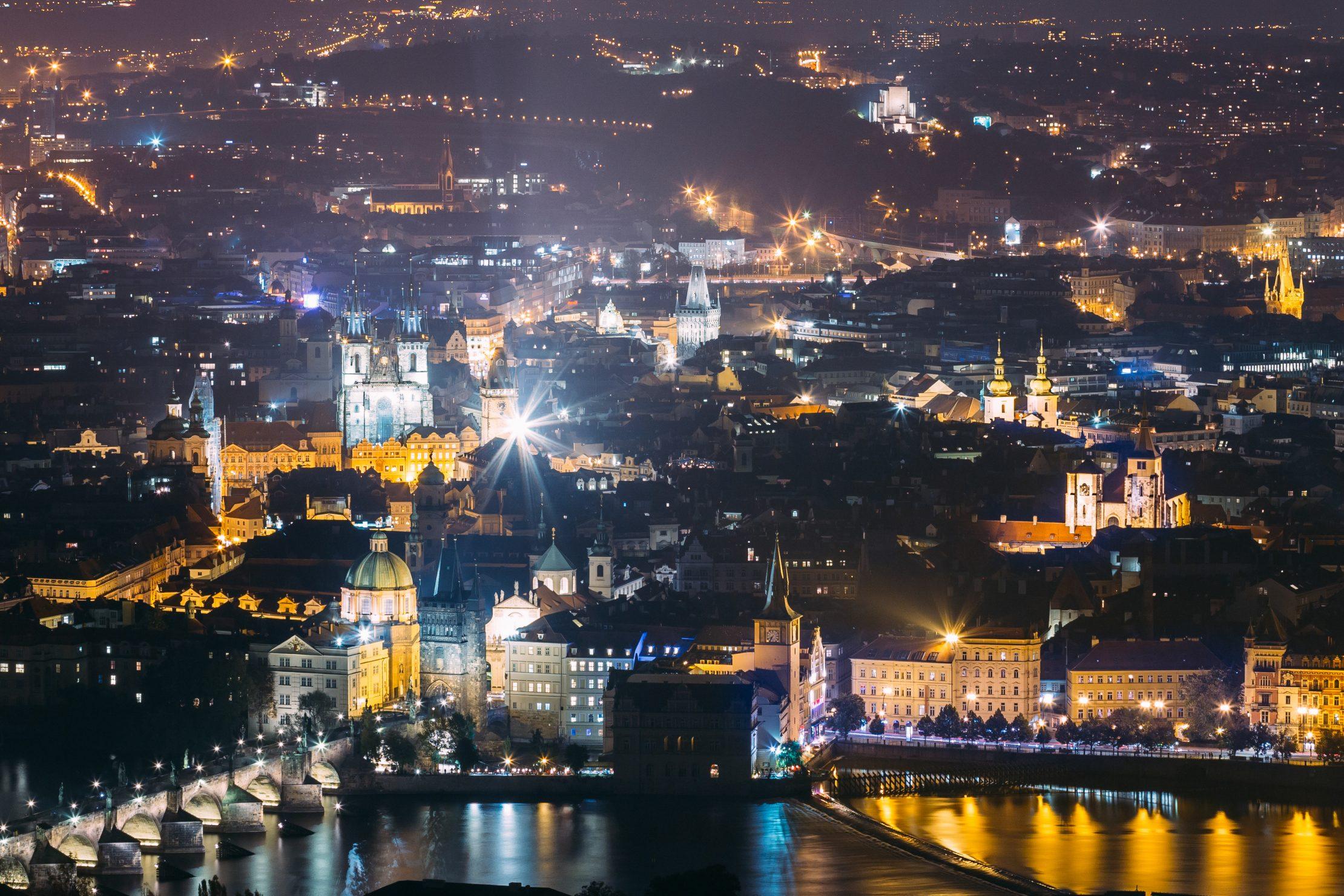 Eventos en Praga