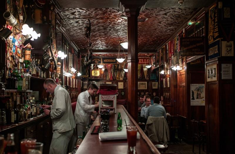 Harry's New York Bar en París