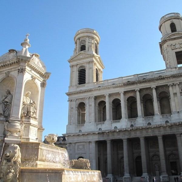 Iglesia de Saint Sulpice de París