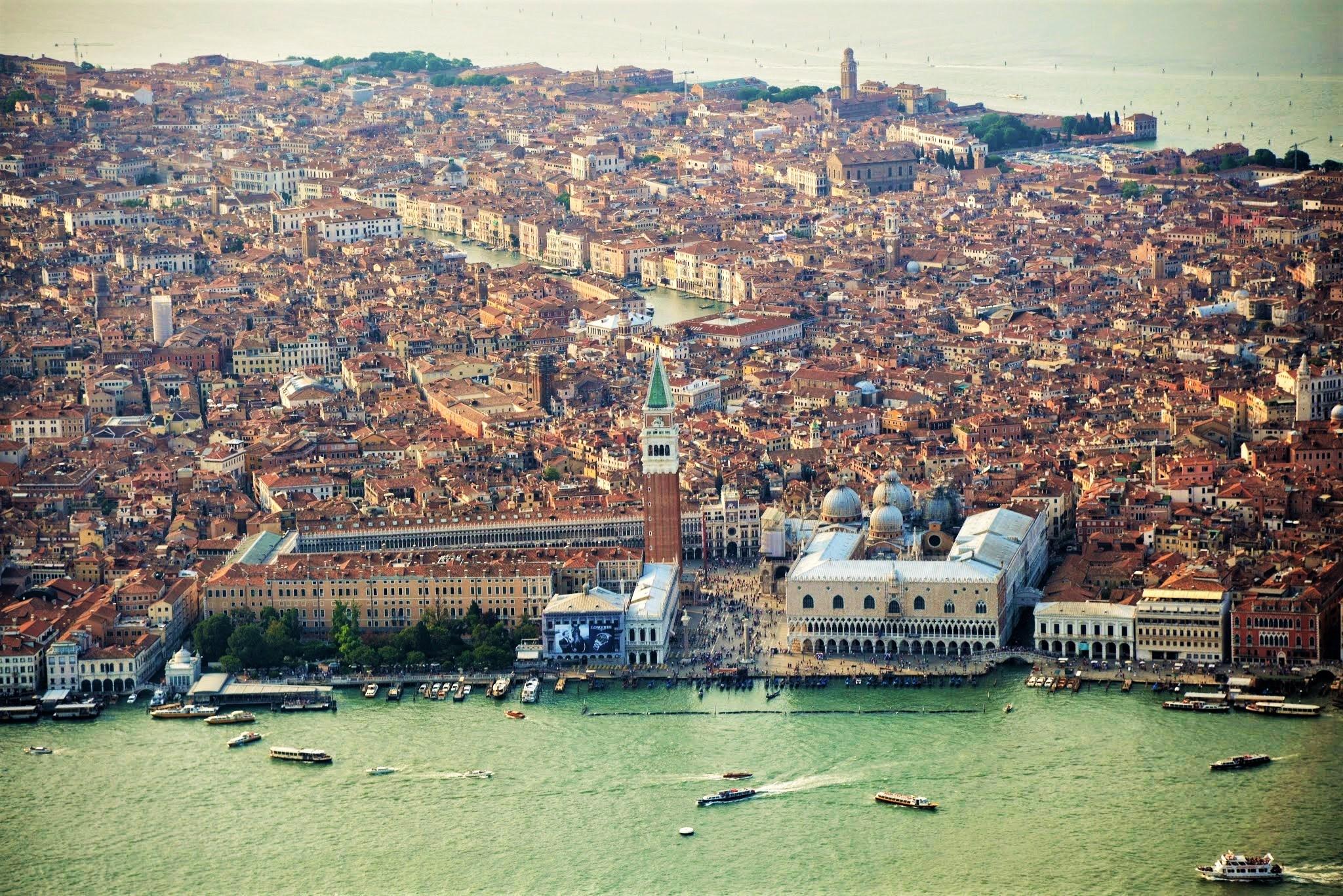 Jardines Reales en Venecia