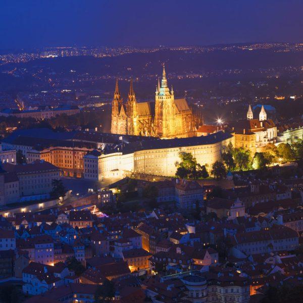 Lugares de interés en Praga