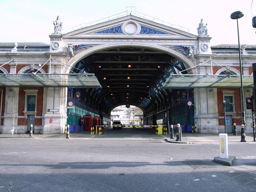 Mercado Smithfield de Londres
