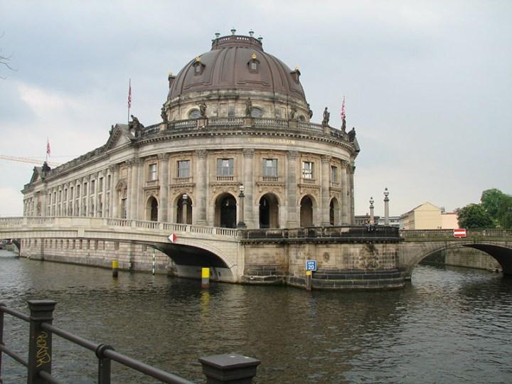 Puente Monbijou de Berlín