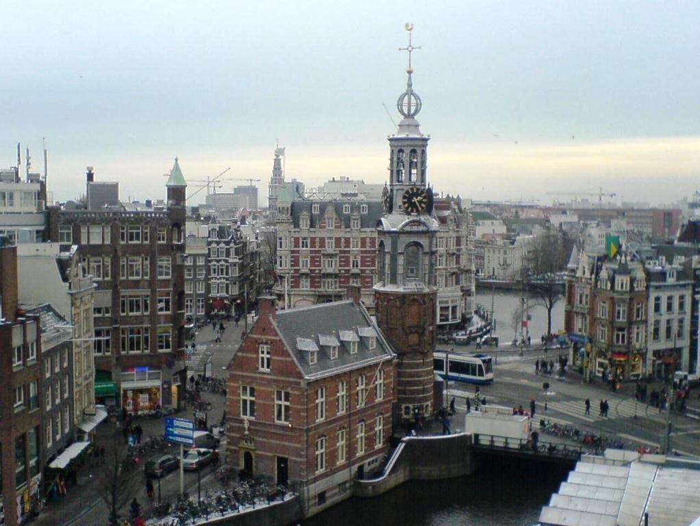 Munttoren en Ámsterdam