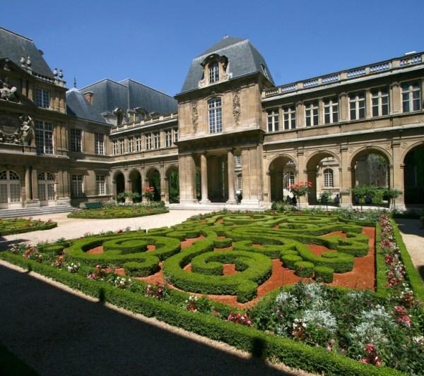 Museo Carnavalet de historia de París