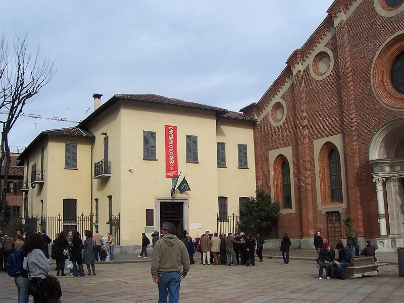 Museo Cenacolo Vinciano en Milán