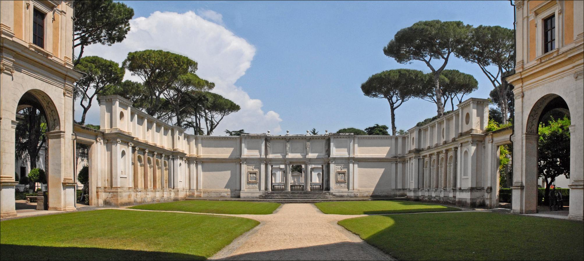 Museo Etrusco Villa Giulia