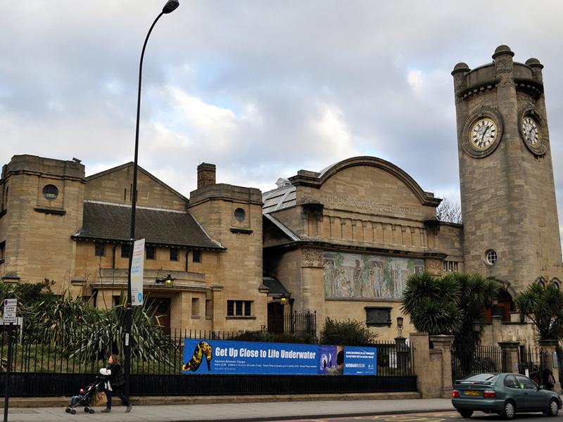 Museo Horniman en Londres