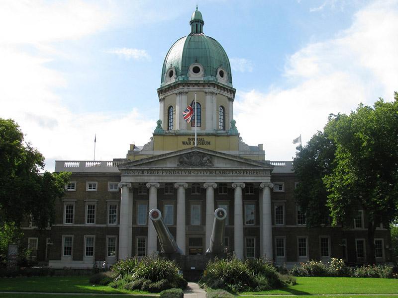 Museo Imperial de la Guerra en Londres