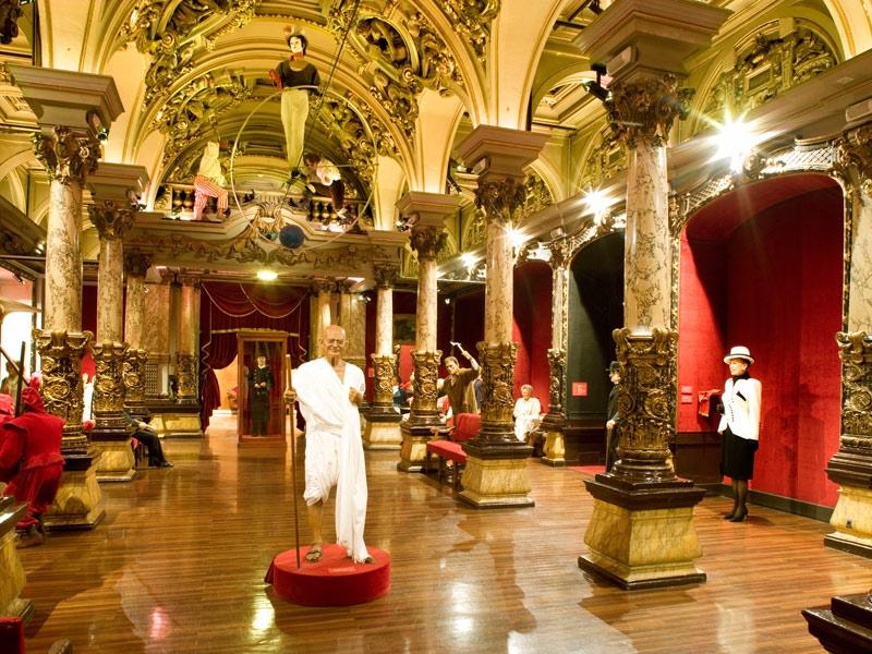 Museo de Cera Grévin de París