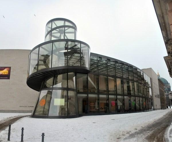 Museo de Historia Alemana en Berlín