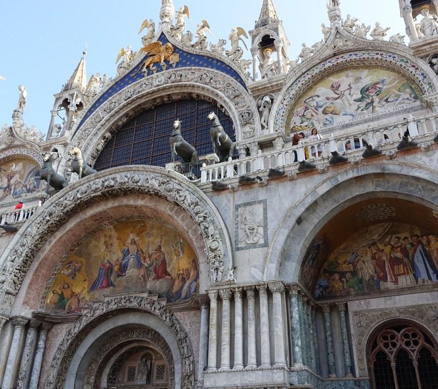 Museo de la Basílica de San Marcos de Venecia