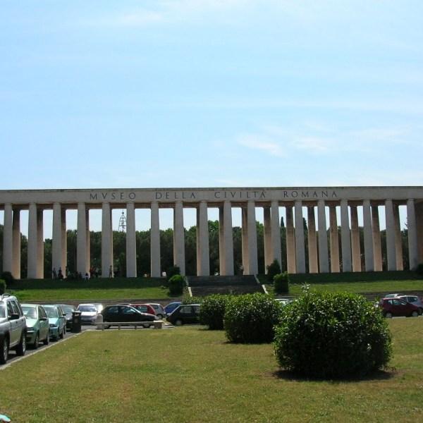 Museo de la Civilización Romana en Roma