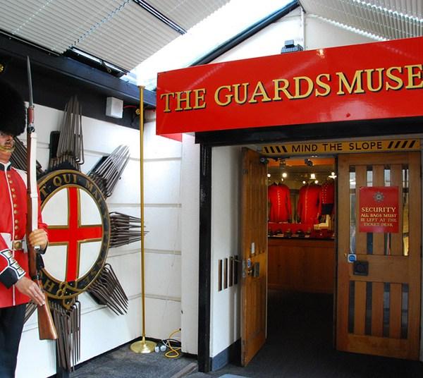 Museo de la Guardia en Londres