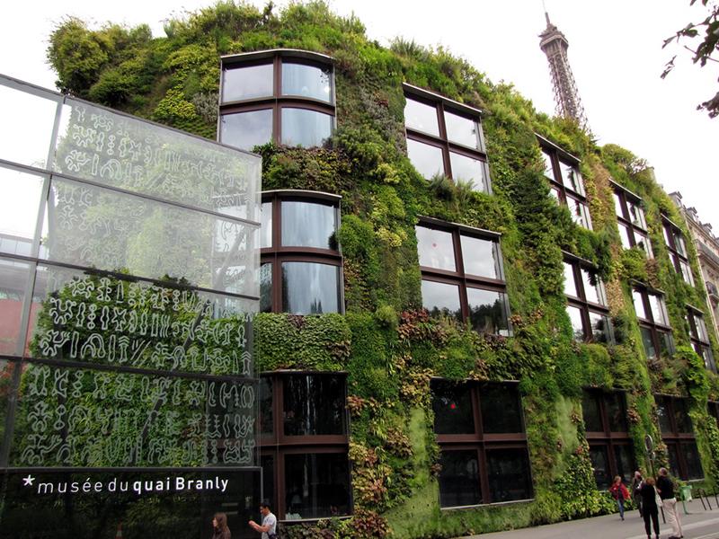 Museo del Quai Branly de París