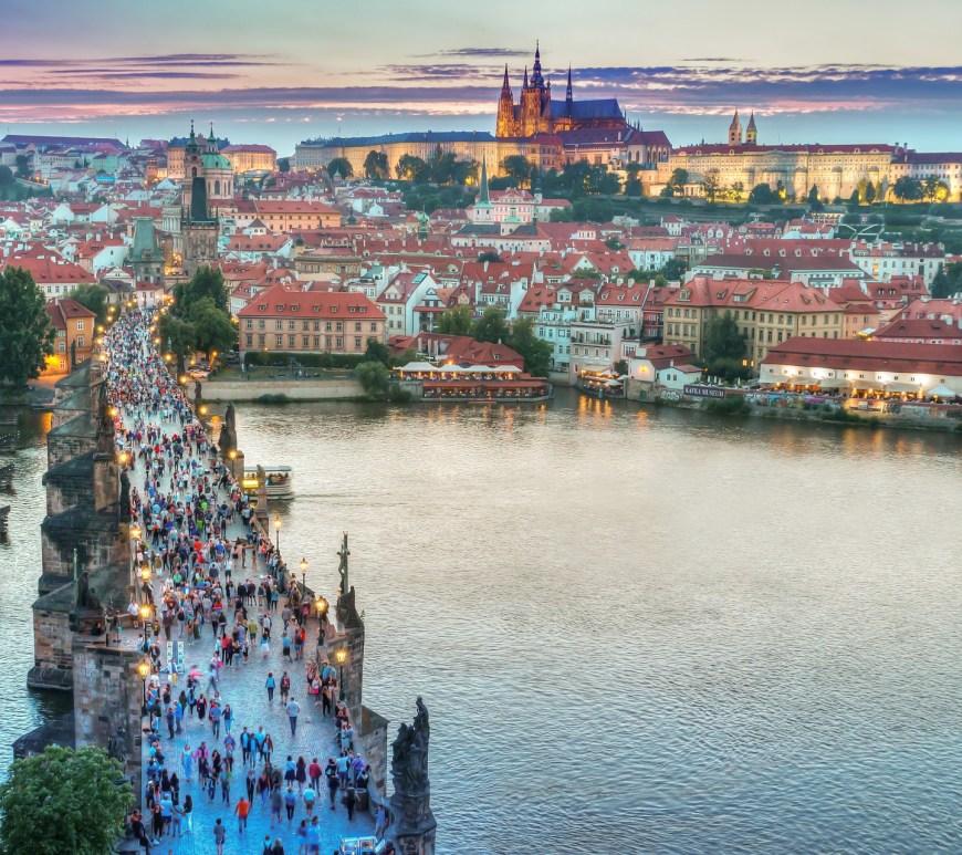 Porque viajar a Praga