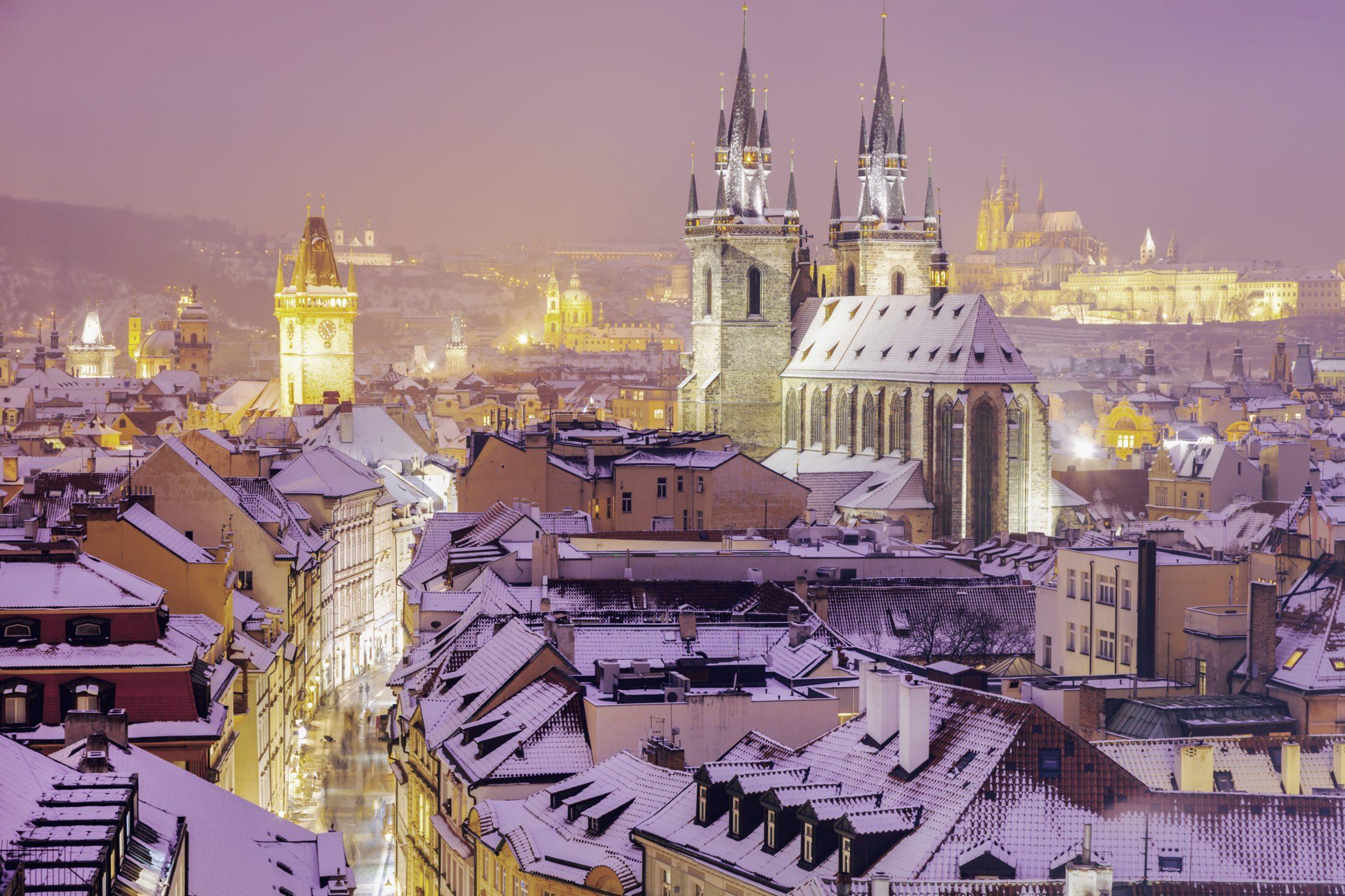 Por que viajar en Praga