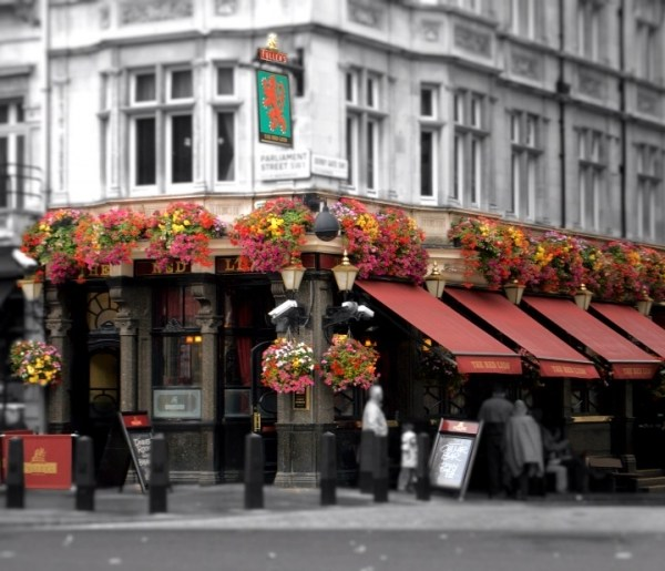 Pub The Red Lion en Londres