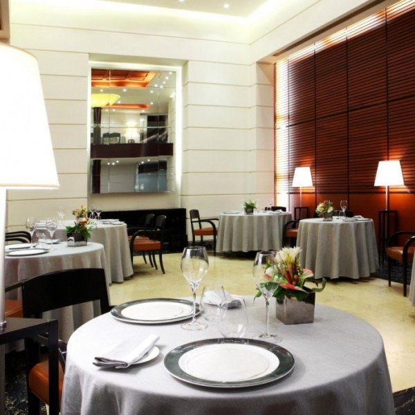 Restaurante Cracco en Milán