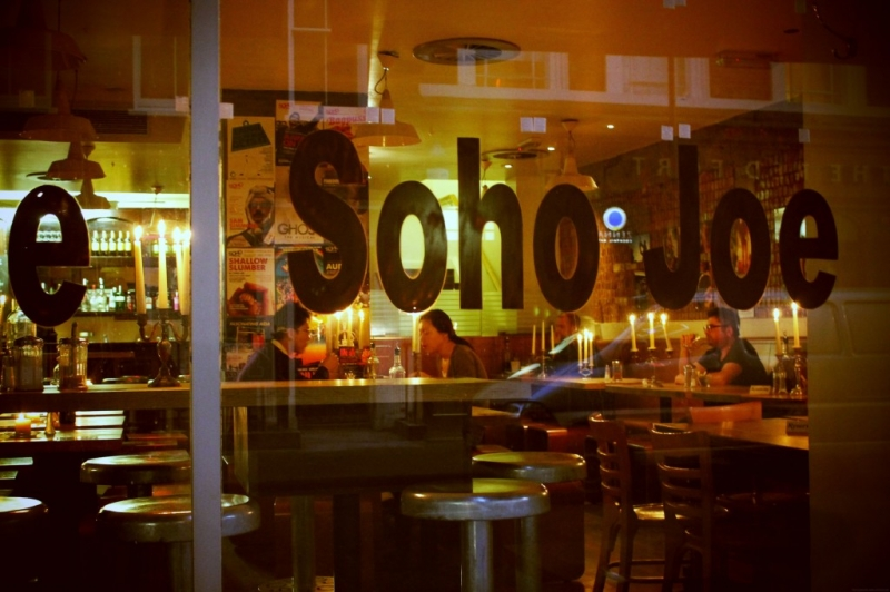 Restaurante Soho Joe en Londres