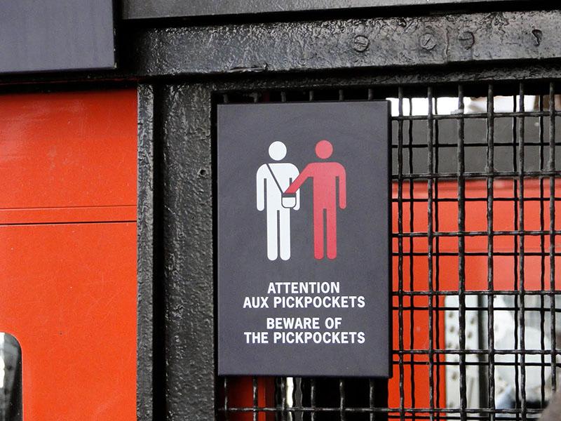 Seguridad en París