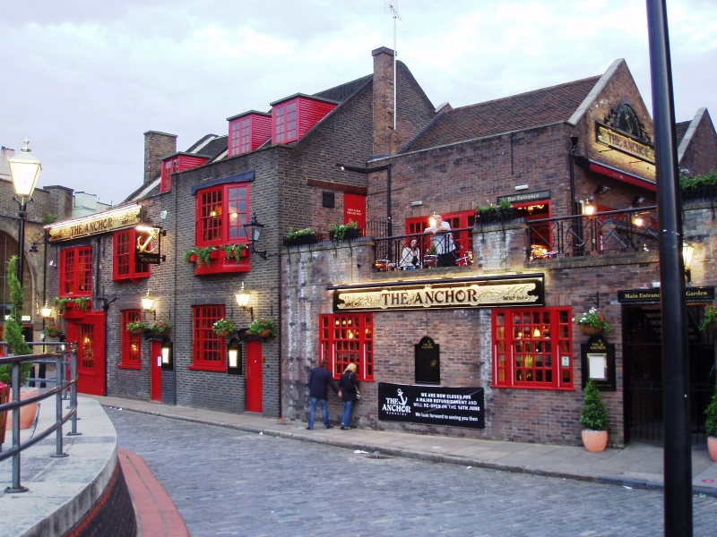 The Anchor Pub en Londres