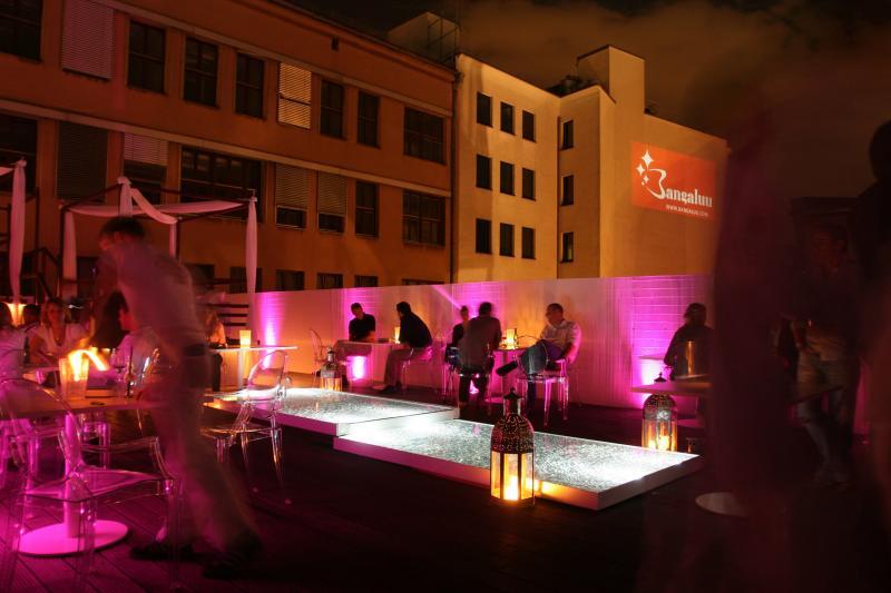 Bangaluu Dinner Club de Berlín