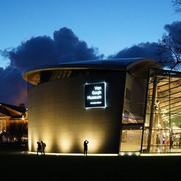 Museo Van Gogh en Ámsterdam