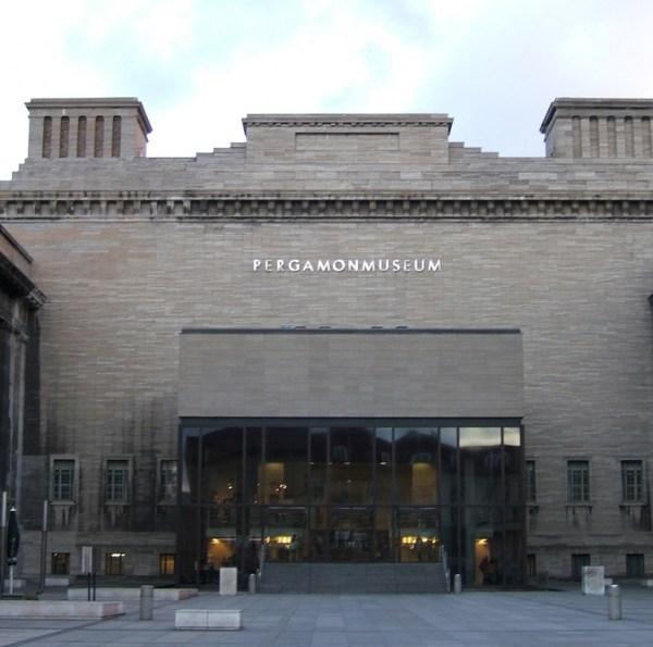 Museo del Pérgamo en Berlín