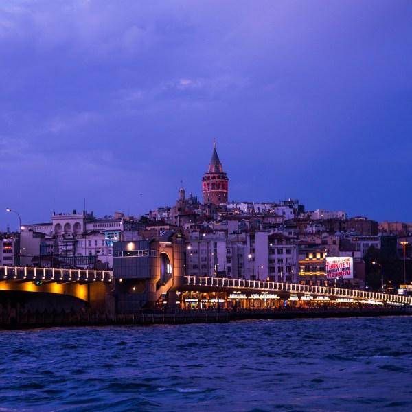 Puente Gálata de Estambul